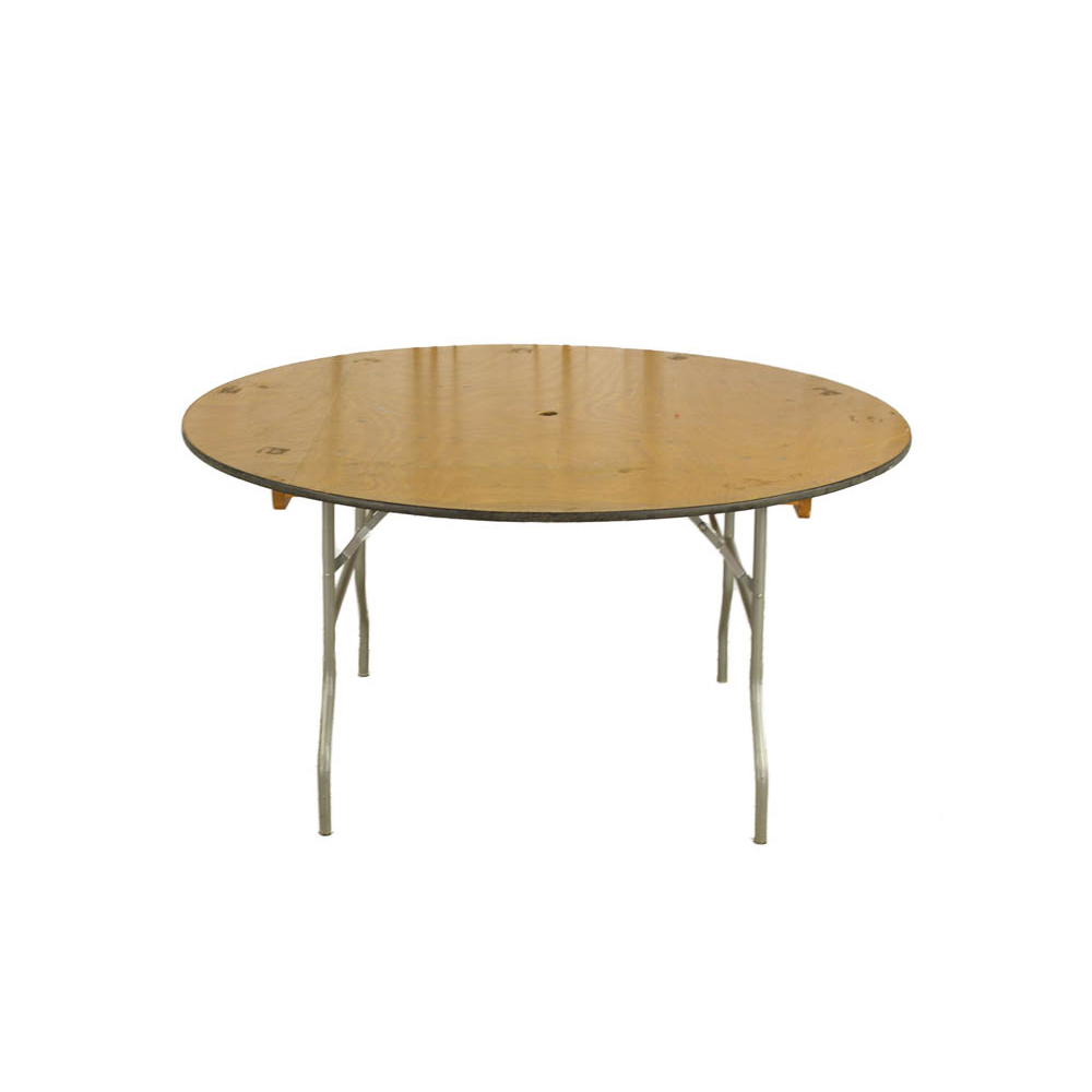 60inch Round Table.60 Round Table
