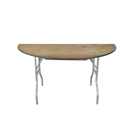 half-round-table